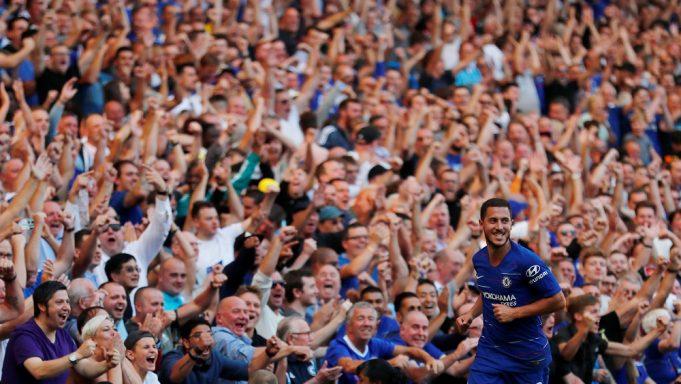 Chelsea star insists Eden Hazard is happy at Chelsea