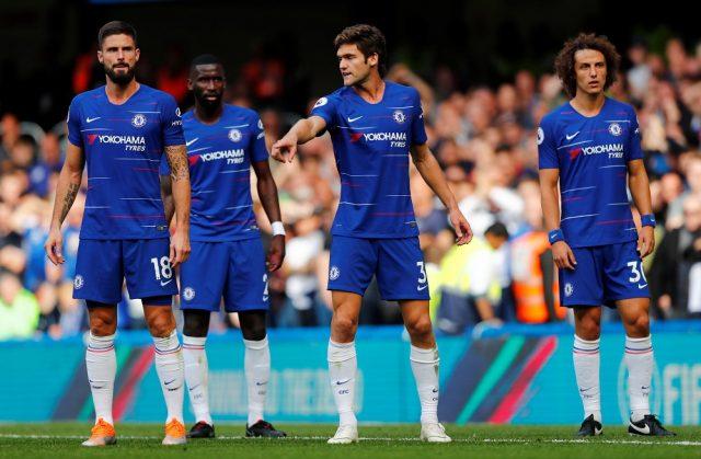 Chelsea star make huge Olivier Giroud claim