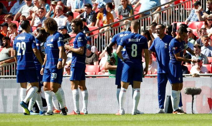 Chelsea star speaks out on Maurizio Sarri's expectations