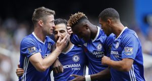 Chelsea star told to wait for a decision to be made on his future