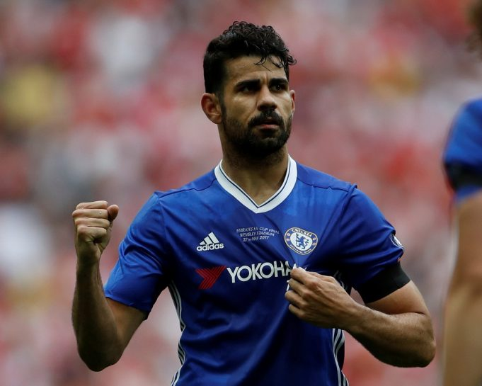 Diego Costa reveals the reason behind leaving Chelsea