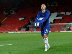 Eden Hazard speaks about new Chelsea contract
