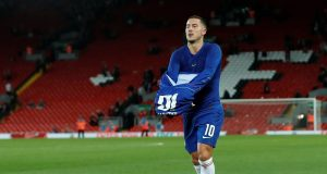 Eden Hazard speaks about new Chelsea contract
