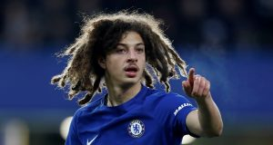 Official Ethan Ampadu signs new contract with Chelsea