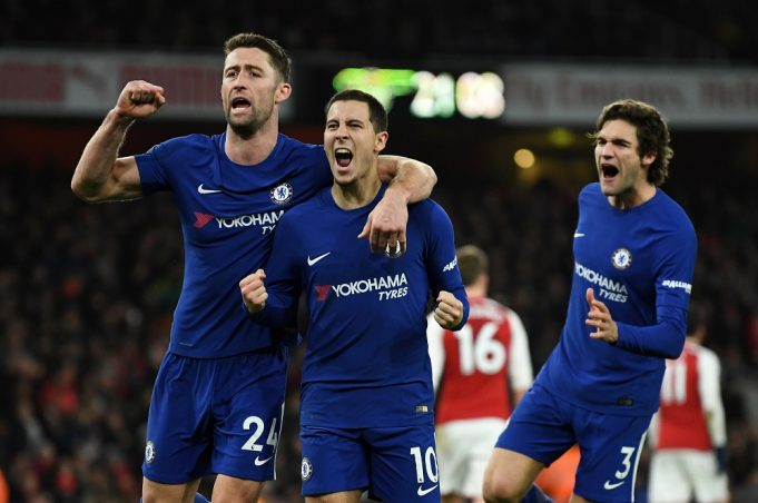 Gianfranco Zola impressed by Chelsea star's attitude