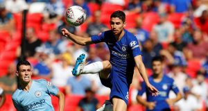 Jorginho reveals the main reason he snubbed Manchester City