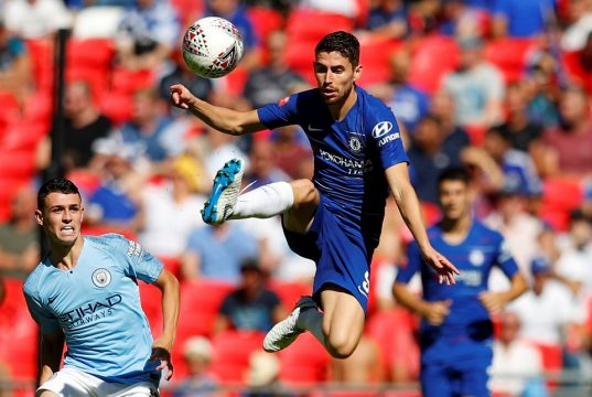 Jorginho reveals the main reason he snubbed Manchester City