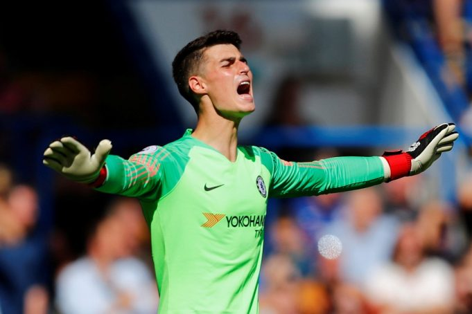 Kepa backed to become a top goalkeeper by Chelsea star