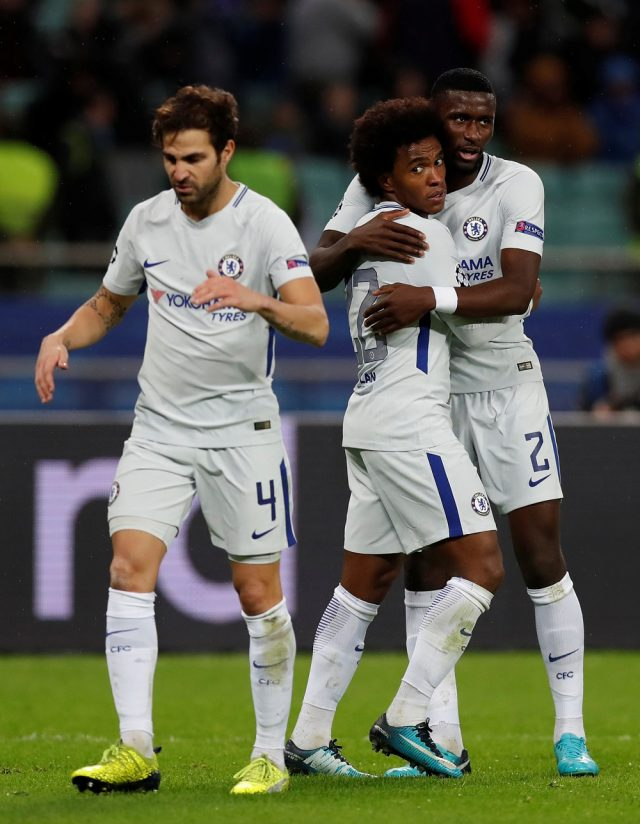 La Liga outfit are interested in signing Chelsea star