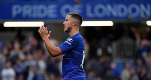 Liverpool star believes Eden Hazard is one of the best 5 players in the world