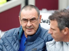 Maurizio Sarri hailed for his influence at Chelsea