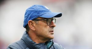 Maurizio Sarri reveals what he wants to improve at Chelsea