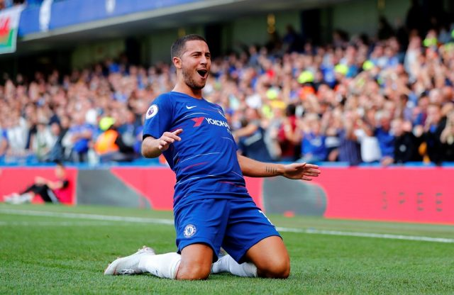 Maurizio has has tipped Eden Hazard for big things