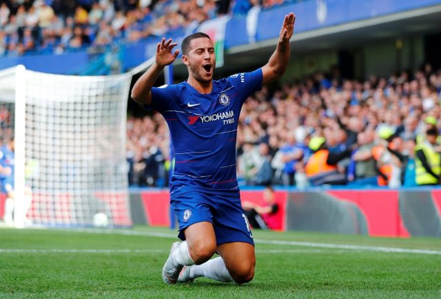 Paul Merson explains why Eden Hazard will not score 40 goals this season
