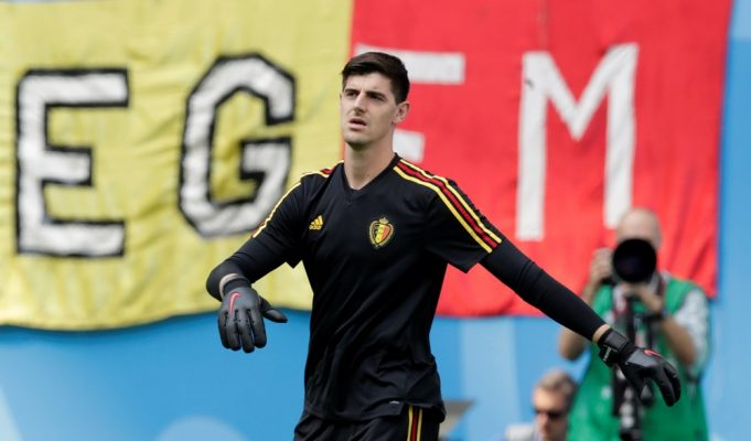 Thibaut Courtois opens up about his move to Real Madrid