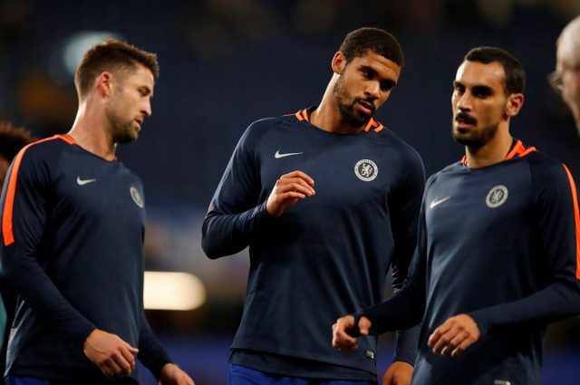 Chelsea star excited for the rest of the season after starting against Videoton