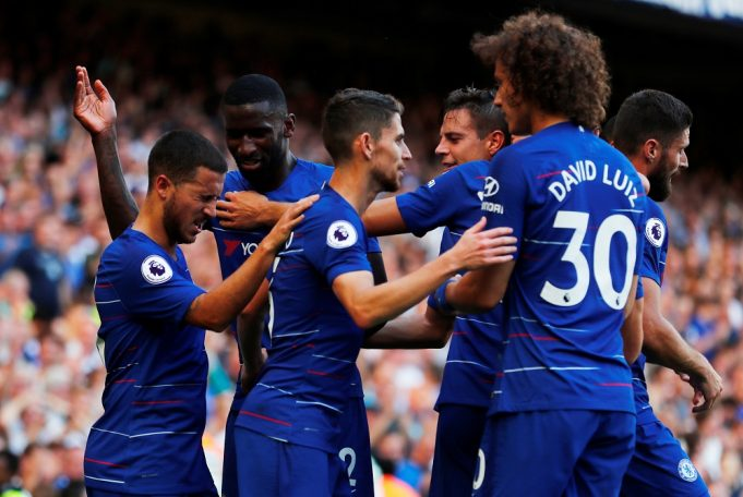 Chelsea star has urged the club's strikers to step up