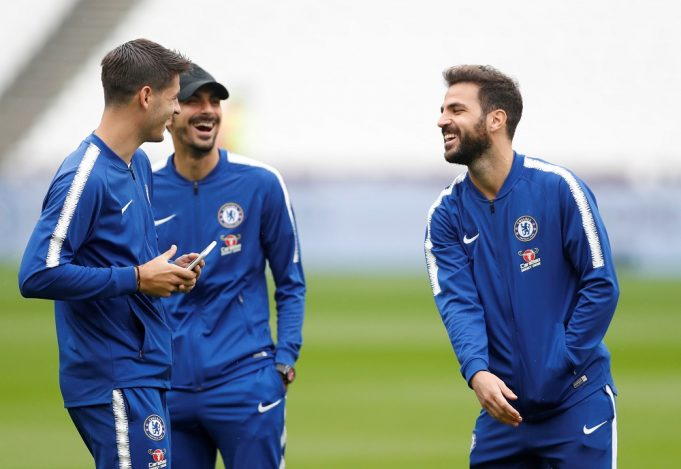 Chelsea star is working on contingency plans to find a new club
