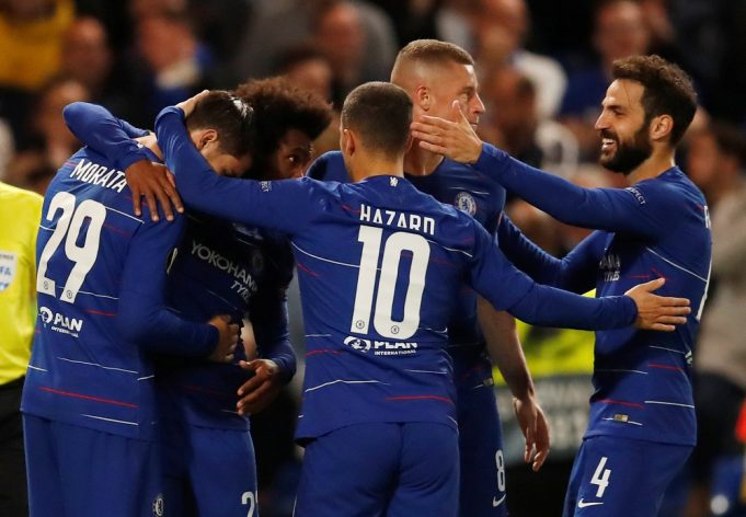 Former Chelsea star believes the club are contenders for Premier League title this season