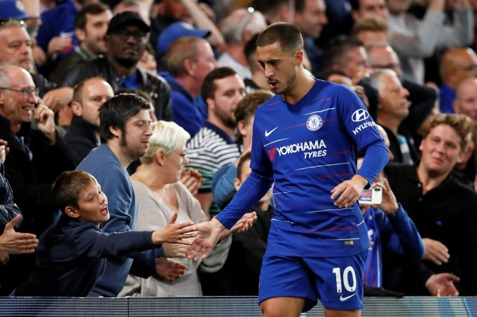 Former Chelsea star reveals what Eden Hazard needs to do to become world's best