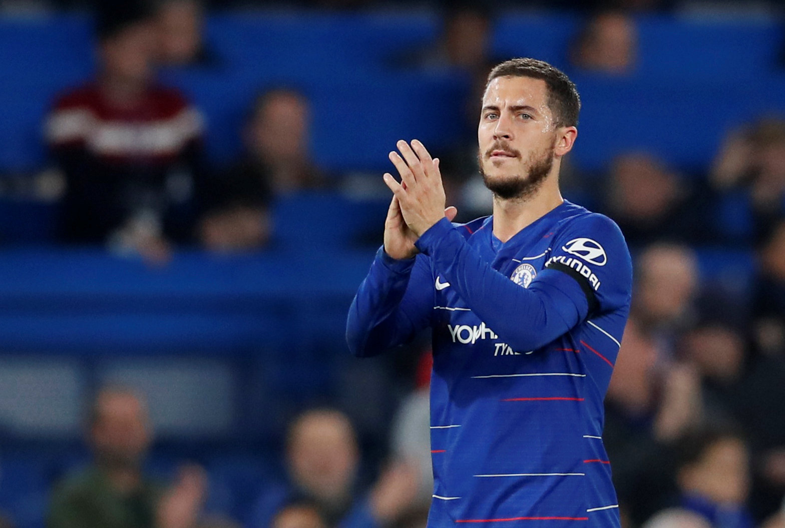 40db256de2dc Real Madrid plot another move to sign Eden Hazard