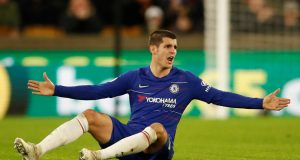 Chelsea boss told what to do with Alvaro Morata