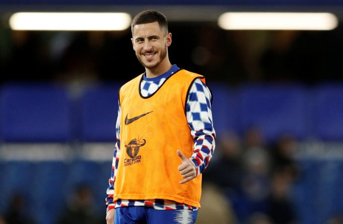 Chelsea To Be Offered This Real Madrid Superstar For Hazard