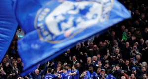 Chelsea to face partial stadium ban