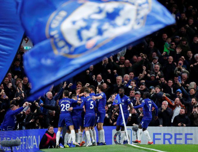 Chelsea to face partial stadium ban