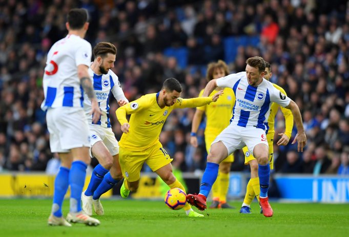 Hazard Impact Leaves Brighton Dressing Room In Confusion!