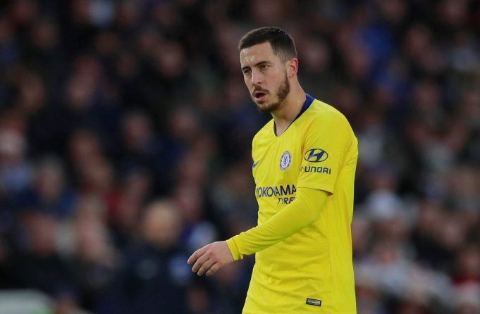 Sarri tells Hazard to improve!