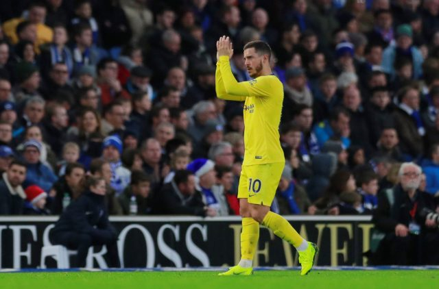 How Hazard can rewrite history for Chelsea