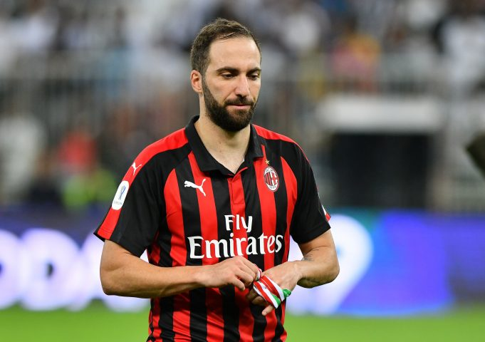 Andy Cole believes signing Higuain is an absolute 'no-brainer' for Chelsea