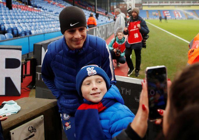 Atletico Madrid Signs Alvaro Morata From Chelsea