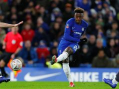 Callum Hudson-Odoi remains tight-lipped on speculations over his future