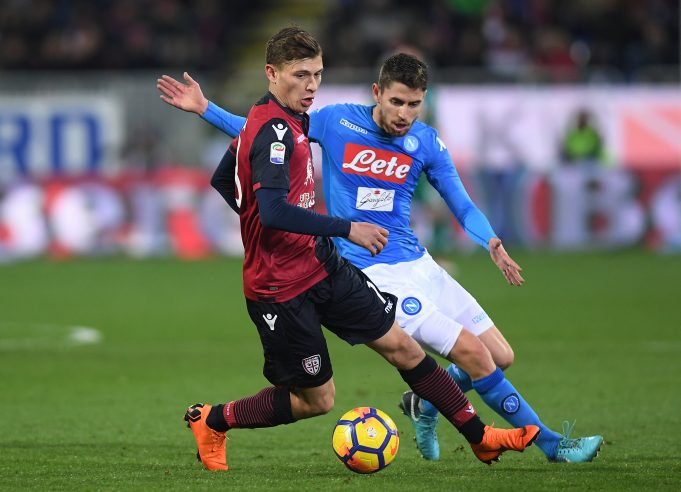 Chelsea List £45-Rated Nicolo Barella As The Man To Replace Fabregas