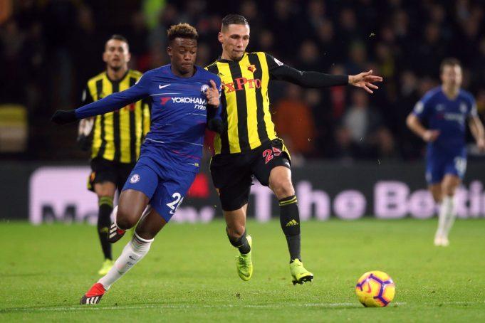Chelsea accept Bayern Munich's bid for Callum Hudson-Odoi