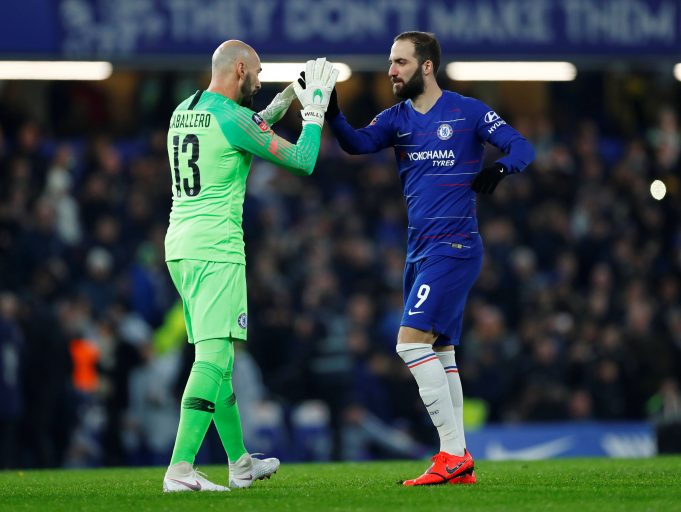 Chelsea goalkeeper says new signing discussed the move for a long time