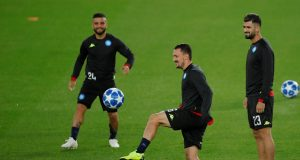 Chelsea linked with Napoli star