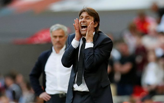 Conte talks about return to management