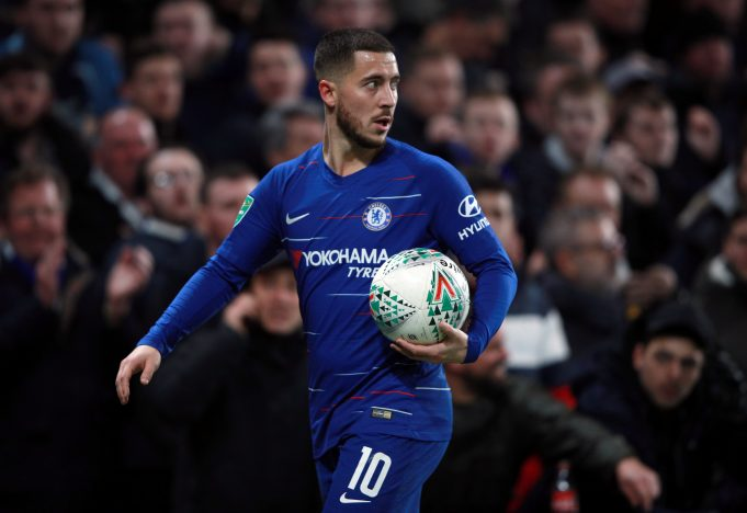 Eden Hazard Welcomes Higuain To Chelsea But Hits Out At Giroud And Morata