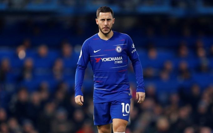 Eden Hazard rules out Real Madrid move in January