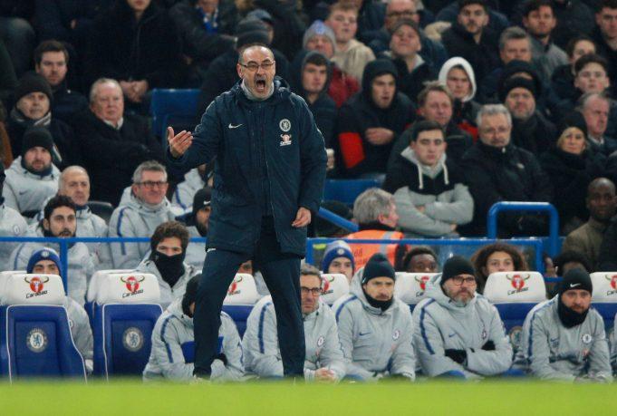 Football journalist Tom Williams slams Maurizio Sarri over questionable tactics
