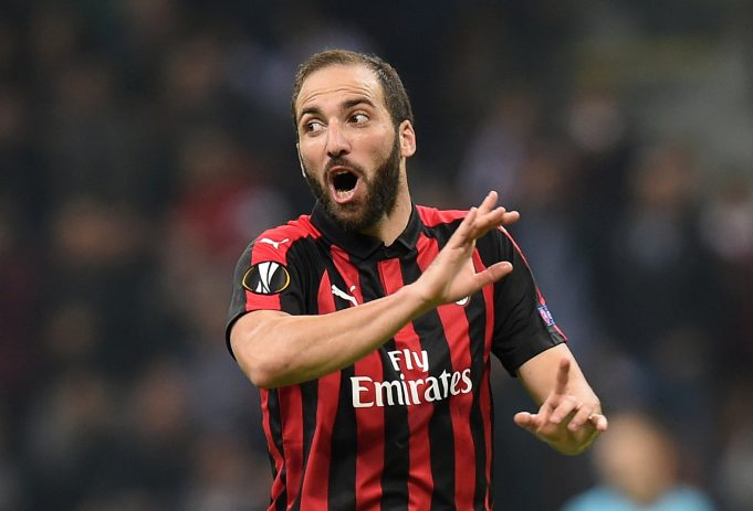 Gonzalo Higuain Signing To Benefit Eden Hazard More Than Chelsea