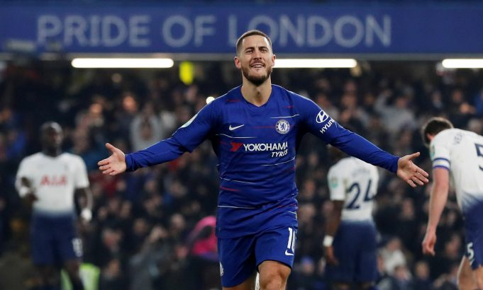 Hazard waiting for Madrid to approach him: Balague