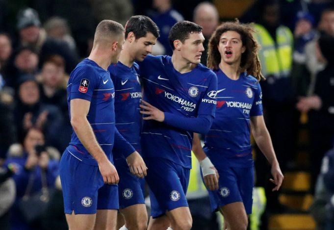 Juventus and Borussia Dortmund interested in signing out of favor Chelsea defender