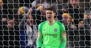 Kepa and Maurizio Sarri have adapted to the Premier League, insists Carlo Cudicini