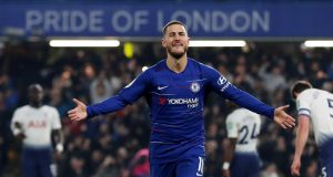 Maurizio Sarri praises Eden Hazard after reaching Carabao Cup final