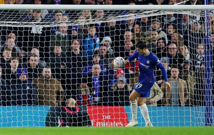 Morata reveals why he left Chelsea