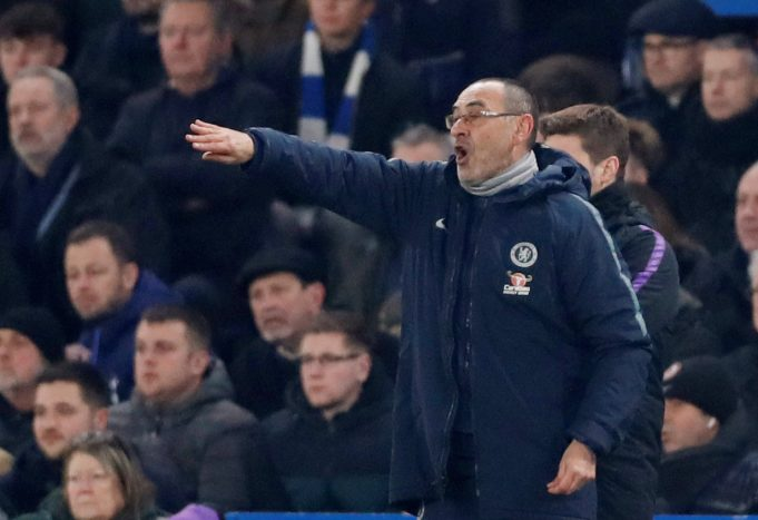 Robbie Savage believes Sarri's gamble to criticise the players publicly paid off